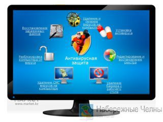 Переустановка windows Набережные Челны (Татарстан)