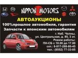 Логотип NIPPON MOTORS