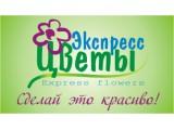 "Логотип ""Экспресс цветы"""