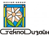 Логотип Стеклодизайн, ООО