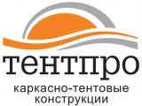 """Логотип """"ТЕНТПРО"""" ООО"""