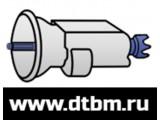 Логотип ДТБМ, ООО