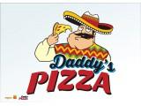 Логотип Daddy`s PIZZA