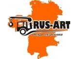Логотип РУС-АРТ